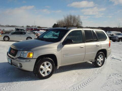 2006 GMC Envoy for sale at North Star Auto Mall in Isanti MN