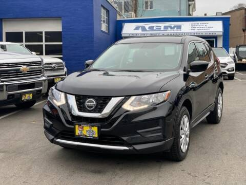 2018 Nissan Rogue for sale at AGM AUTO SALES in Malden MA