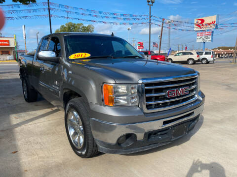 2012 GMC Sierra 1500 for sale at Russell Smith Auto in Fort Worth TX
