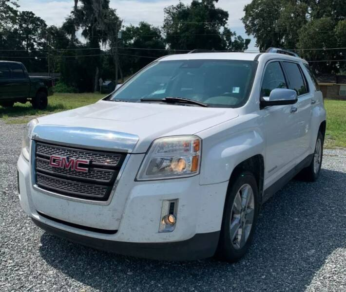 2015 GMC Terrain for sale at Lakeview Motors in Clarksville VA