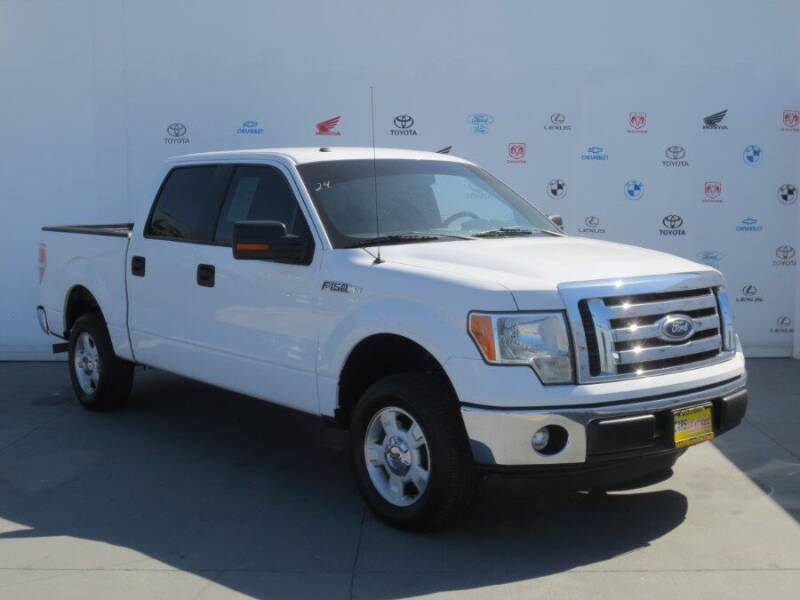 2011 Ford F-150 for sale at Cars Unlimited of Santa Ana in Santa Ana CA