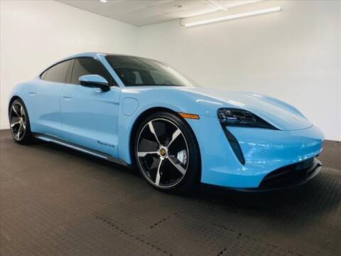 2021 Porsche Taycan for sale at Champagne Motor Car Company in Willimantic CT