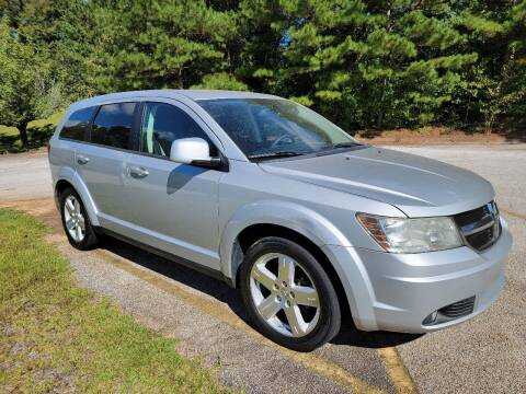 2009 Dodge Journey for sale at WIGGLES AUTO SALES INC in Mableton GA