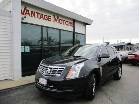 2015 Cadillac SRX for sale at Vantage Motors LLC in Raytown MO