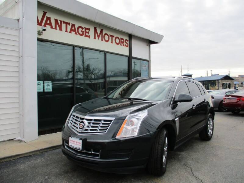 2015 Cadillac SRX for sale at Vantage Motors LLC in Raytown MO