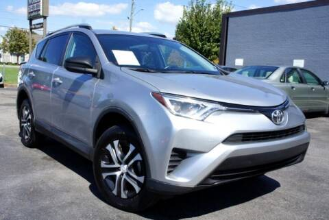 2016 Toyota RAV4 for sale at CU Carfinders in Norcross GA