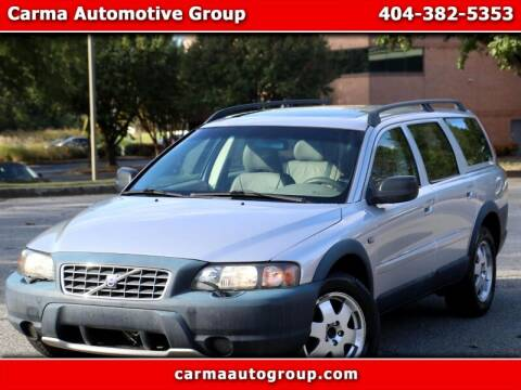 2002 Volvo XC for sale at Carma Auto Group in Duluth GA