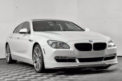 2013 BMW 6 Series for sale at Washington Auto Credit in Puyallup WA