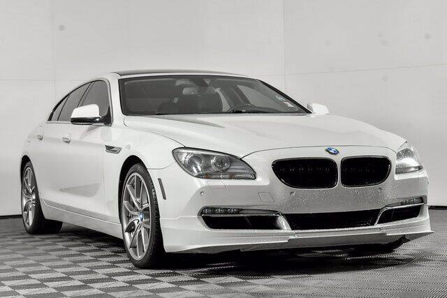 2013 BMW 6 Series for sale in Puyallup, WA