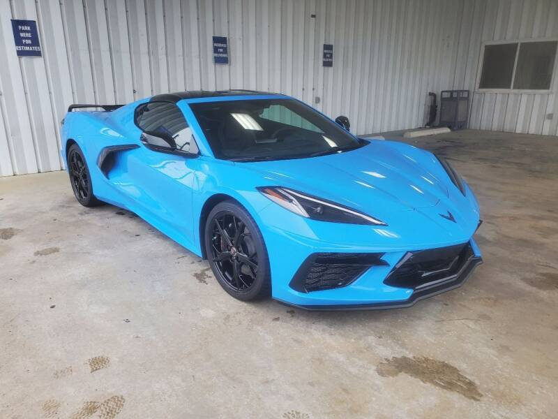 2020 Chevrolet Corvette for sale at European Performance in Raleigh NC