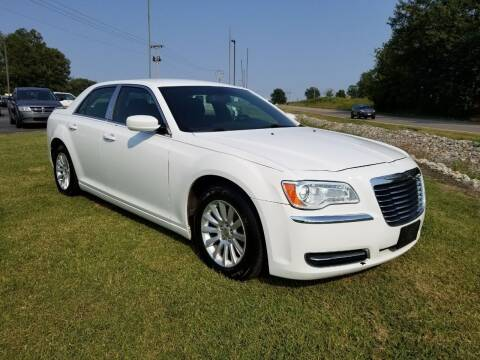 2012 Chrysler 300 for sale at Ridgeway's Auto Sales in West Frankfort IL