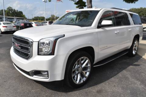 2016 GMC Yukon XL for sale at Heritage Automotive Sales in Columbus in Columbus IN