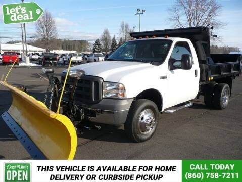 2005 Ford F-350 Super Duty for sale at Shamrock Motors in East Windsor CT