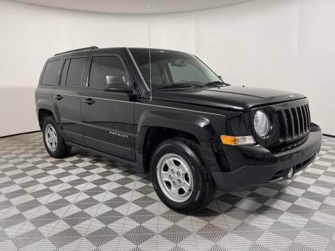 2017 Jeep Patriot for sale at Infiniti Stuart in Stuart FL