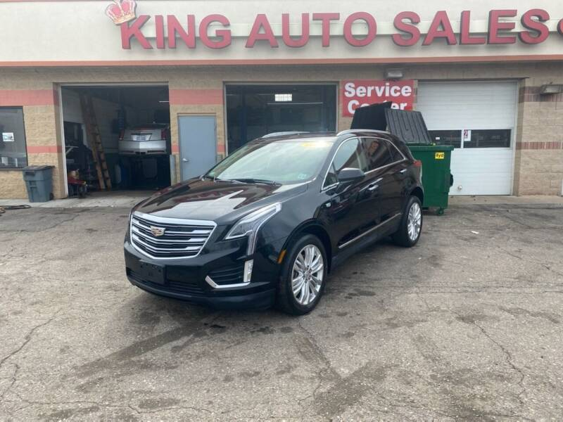 2018 Cadillac XT5 for sale at KING AUTO SALES  II in Detroit MI