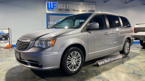 2014 Chrysler Town and Country for sale at Wes Financial Auto in Dearborn Heights MI