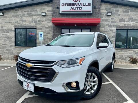 2019 Chevrolet Traverse for sale at GREENVILLE AUTO in Greenville WI