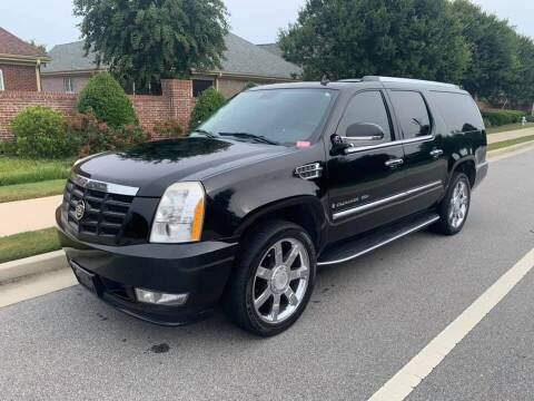 2007 Cadillac Escalade ESV for sale at Two Brothers Auto Sales in Loganville GA