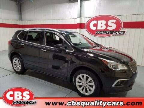 2017 Buick Envision for sale at CBS Quality Cars in Durham NC
