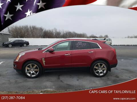 2011 Cadillac SRX for sale at Caps Cars Of Taylorville in Taylorville IL