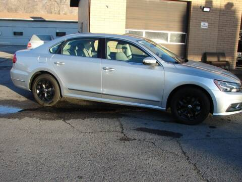 2017 Volkswagen Passat for sale at Jimmy's Love Bug in Provo UT