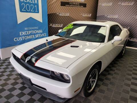 2010 Dodge Challenger for sale at X Drive Auto Sales Inc. in Dearborn Heights MI