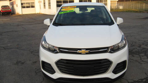 2017 Chevrolet Trax for sale at SHIRN'S in Williamsport PA