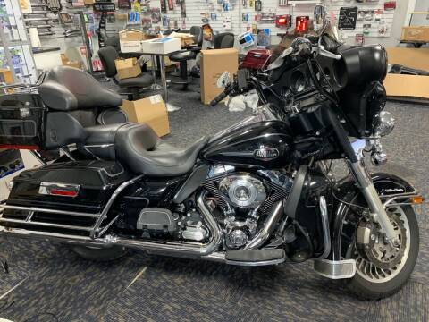 2013 Harley-Davidson Electra glide ultra limited for sale at SEMPER FI CYCLE in Tremont IL