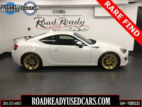 2019 Subaru BRZ for sale at Road Ready Used Cars in Ansonia CT
