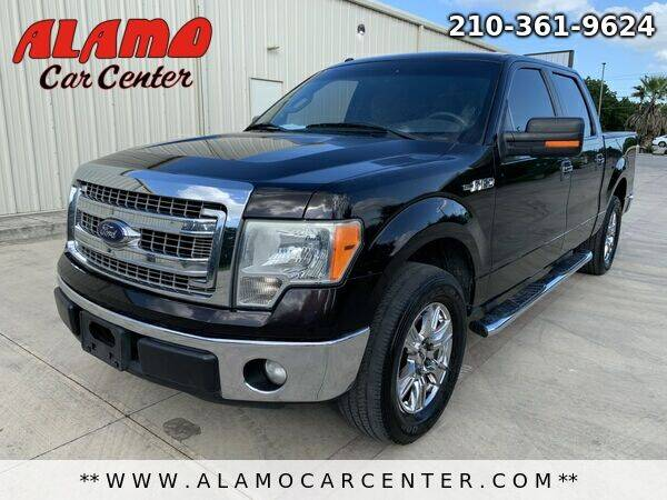 2013 Ford F-150 for sale at Alamo Car Center in San Antonio TX
