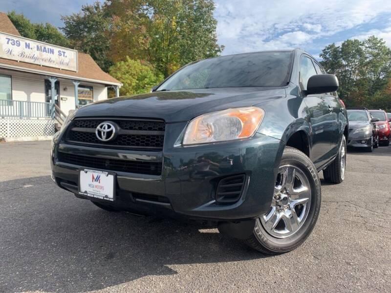2010 Toyota RAV4 for sale at Mega Motors in West Bridgewater MA