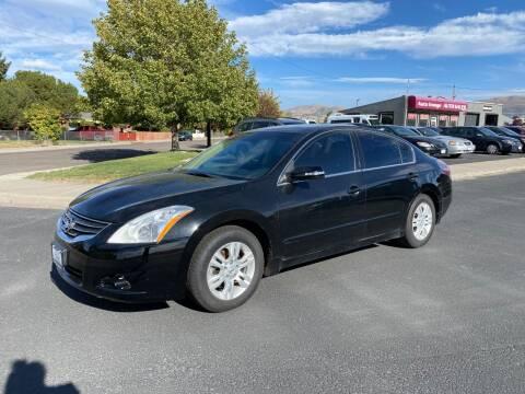 2012 Nissan Altima for sale at Auto Image Auto Sales in Pocatello ID