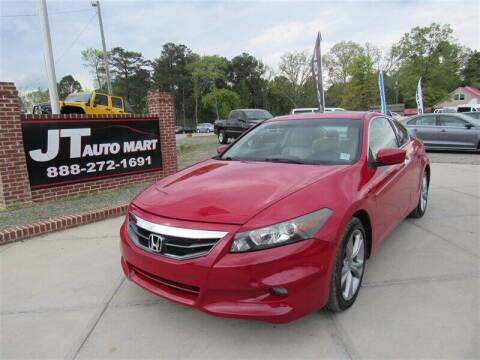 2011 Honda Accord for sale at J T Auto Group in Sanford NC