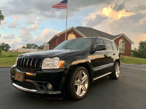 2006 Jeep Grand Cherokee for sale at HillView Motors in Shepherdsville KY