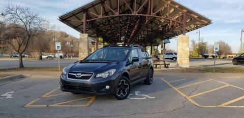 2014 Subaru XV Crosstrek for sale at D&C Motor Company LLC in Merriam KS