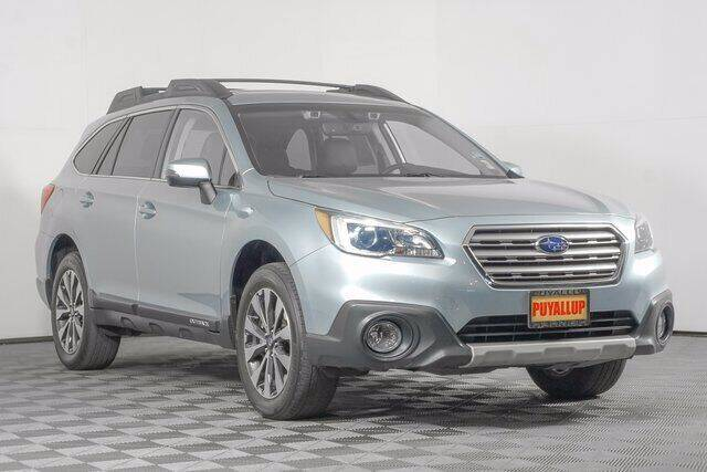 2017 Subaru Outback for sale at Chevrolet Buick GMC of Puyallup in Puyallup WA