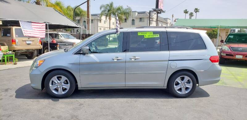 2008 Honda Odyssey for sale at Pauls Auto in Whittier CA