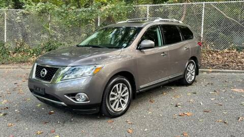 2014 Nissan Pathfinder for sale at Sports & Imports Auto Inc. in Brooklyn NY
