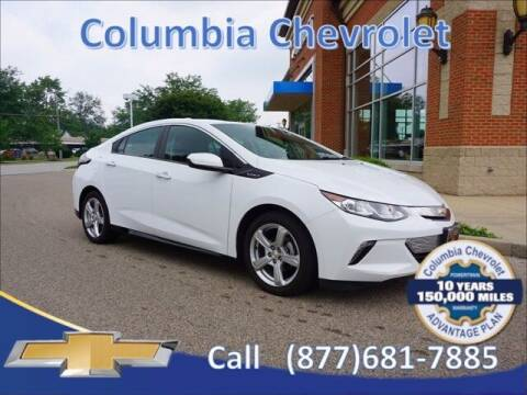 2018 Chevrolet Volt for sale at COLUMBIA CHEVROLET in Cincinnati OH