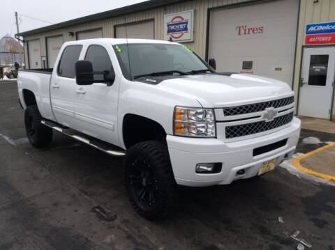2013 Chevrolet Silverado 2500HD for sale at TRI-STATE AUTO OUTLET CORP in Hokah MN