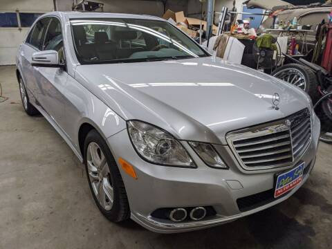 2010 Mercedes-Benz E-Class for sale at Peter Kay Auto Sales in Alden NY