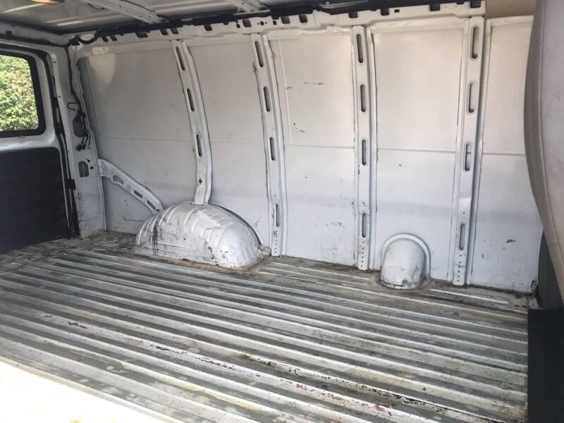 2012 Chevrolet Express Cargo 1500 3dr Cargo Van - Cleveland OH