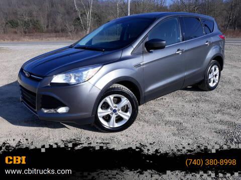 2014 Ford Escape for sale at CBI in Logan OH