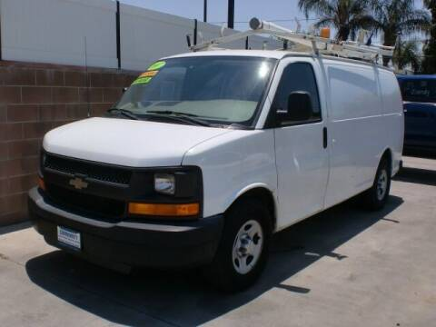 2007 Chevrolet Express Cargo for sale at Williams Auto Mart Inc in Pacoima CA