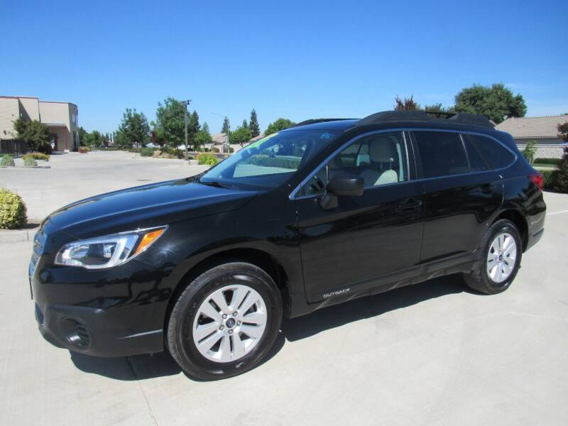 2017 Subaru Outback for sale at Repeat Auto Sales Inc. in Manteca CA
