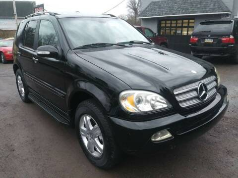 2005 Mercedes-Benz M-Class for sale at Car Man Auto in Old Forge PA
