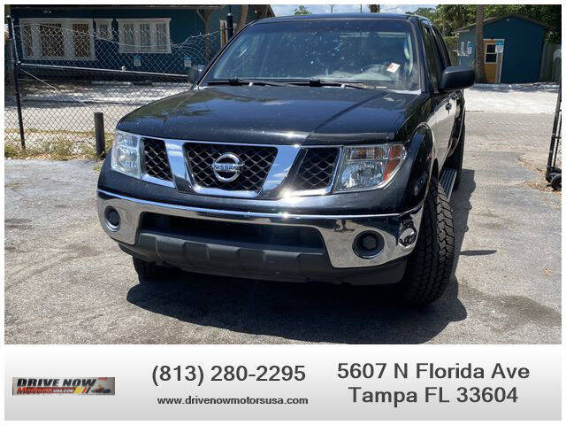 2007 Nissan Frontier for sale at Drive Now Motors USA in Tampa FL