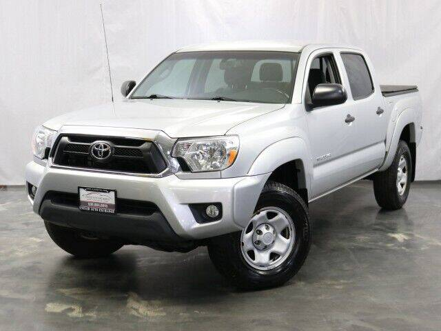 2013 Toyota Tacoma for sale at United Auto Exchange in Addison IL