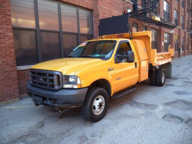 2004 Ford F-350 Super Duty for sale at QUALITY AUTO SALES INC in Chicago IL