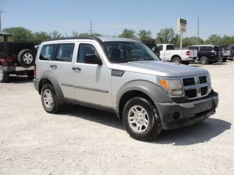 2007 Dodge Nitro for sale at Frieling Auto Sales in Manhattan KS